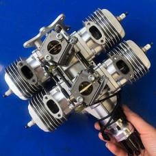 DLE - 120cc T4 120cc 4-Cylinder Quad Engine