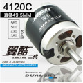 Dualsky - ECO 4120C / 500 KV Motor / 1440W