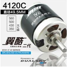 Dualsky - ECO 4120C / 560 KV Motor / 1400W