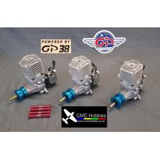 GP 38cc - Side Muffler