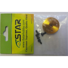 Carbon Servo Arm - JR adapter plate