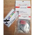 Krill - Secraft Rudder Pull-Pull BASE set