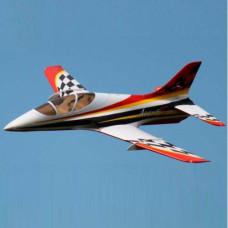 ARF - Freewing Avanti S 80mm EDF Sport Jet PNP - RED
