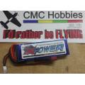 LiFe 1800mah 2S1P - X-power