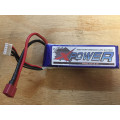 LiPo 2200mah 4S1P - 25C X-Power