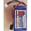 LiFe 2250mah 2S1P - X-power