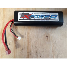 LiPo 3900mah 2S1P - X-Power