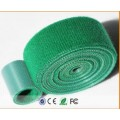 Velcro - 20mm x 1m double side - green