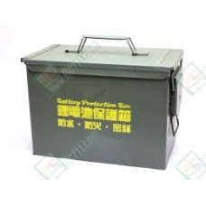 LiPo Metal Storage and transport case
