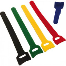 Velcro - battery straps - pack of 5 - 12mm x 200mm