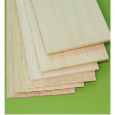 Balsa sheet - 12.0mm