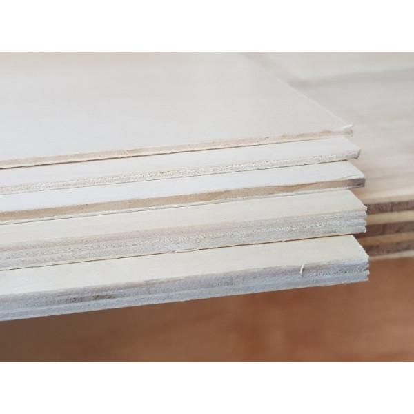 Plywood - Birch ply 3mm x 920mm x 450mm