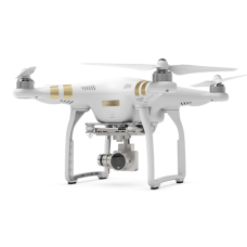 DJI Phantom 3 Professional - with 2 batteries