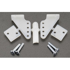 Dubro # 107a - Control Horns Nylon 1/2A (2)
