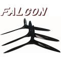 Falcon 21x11x3 Blade Carbon Gas props