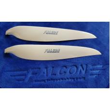 Falcon Carbon - Folding 16x10 - White