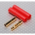 Plugs - 4mm Bullet connecters