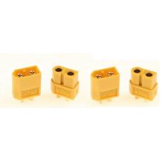 Plugs - XT90 - 1 pairs