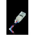 Powerbox -   JR Male servo connector Order No.: 1050