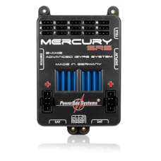 Powerbox - Mercury SRS incl OLED display ( EXCL GPS)