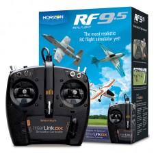 RF 9.5 Flight Simulator with Spektrum Controller ( M2)