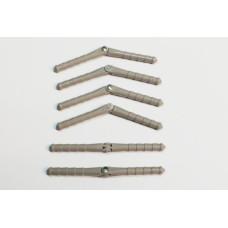 Robart Pin hinges - 309 (x6)