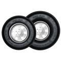 Sullivan Skylite wheels 6.0 inch Alum. hubs