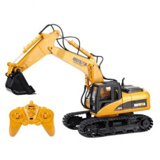 Toys - R/C 11 channel Excavator